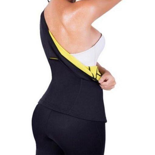 Vesta neopren pentru slabit tip corset FITINT Ignite